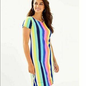 NWT Lilly Pulitzer Marlowe Vertical Stripe Dress